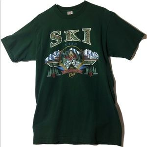 Utah Ski T-Shirt